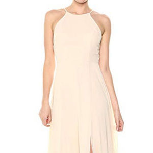 Jenny Yoo Kayla dress, Sand Dune. NEW with tags!